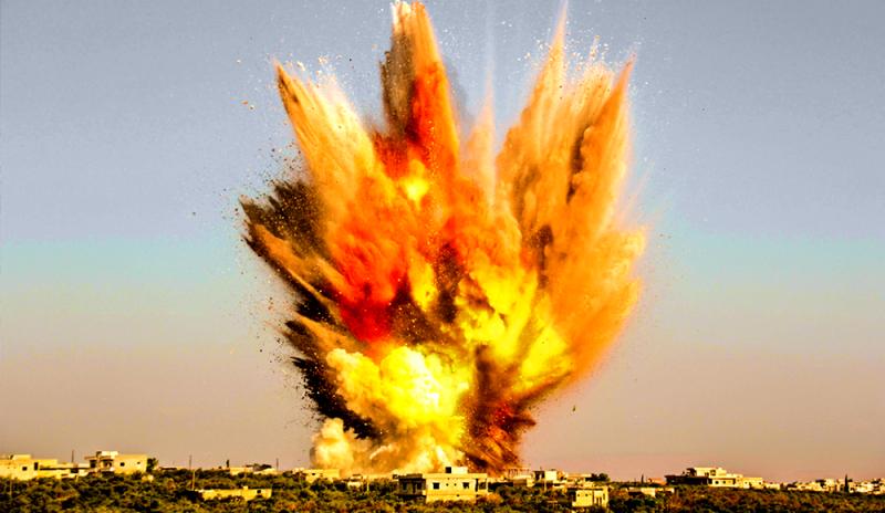 Удар по базе США: у сирийцев…