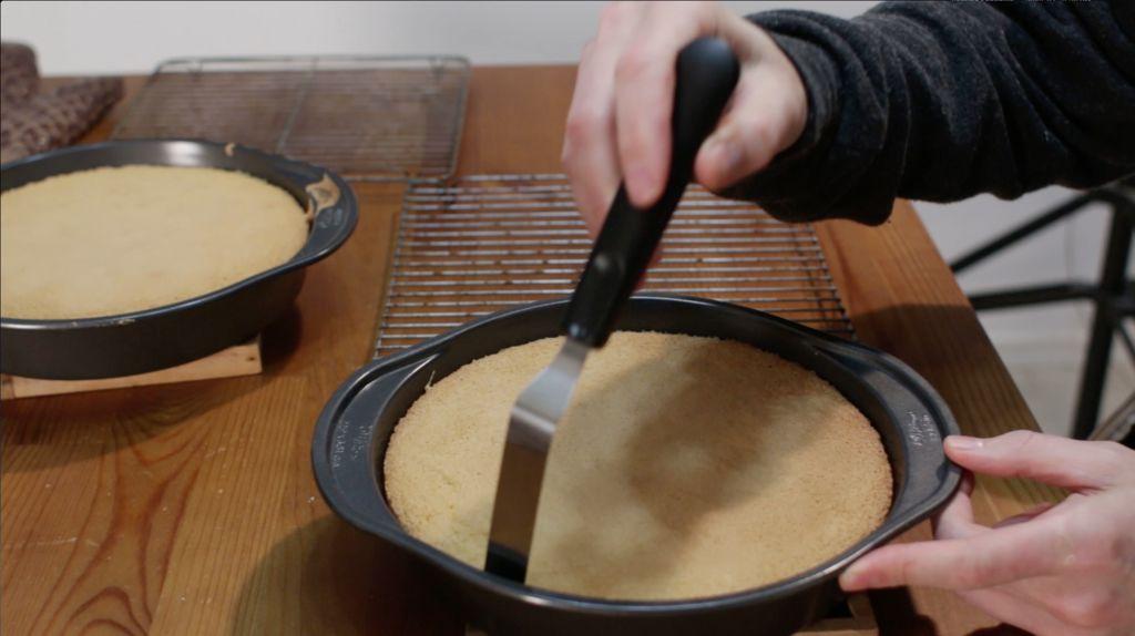 Бисквит на простокваше: рецепт с фото