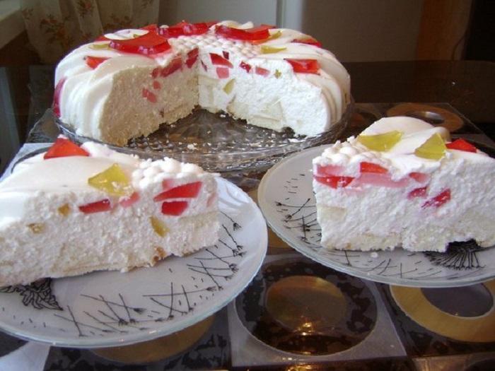 Торт-чизкейк