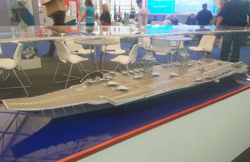 Авианосец «Ламантин» на фоне планов и конкуренции
