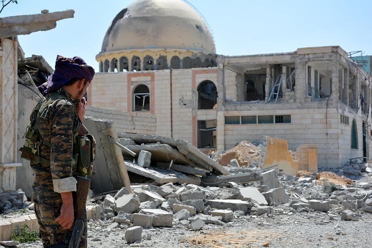 МИД Сирии: США должны вывести из страны свои вооруженные силы