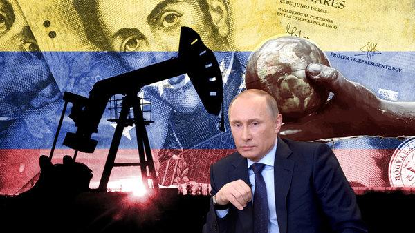 Пока неизвестно, окажет ли Путин финансовую или военную поддержку Каракасу
