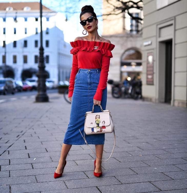 модные юбки 2019 фото 4