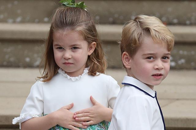 Дети Кейт Миддлтон и принца Уильяма приняли участие во флешмобе в поддержку медработников: видео