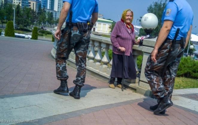 Пенсионеры: вместо повышения пенсионного возраста сократите милицию