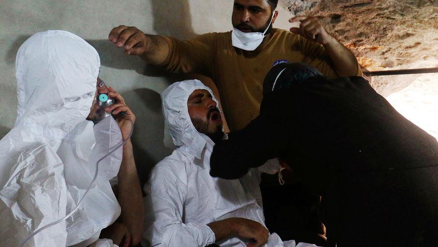 Химатака в сирийской Думе оказалась постановочной