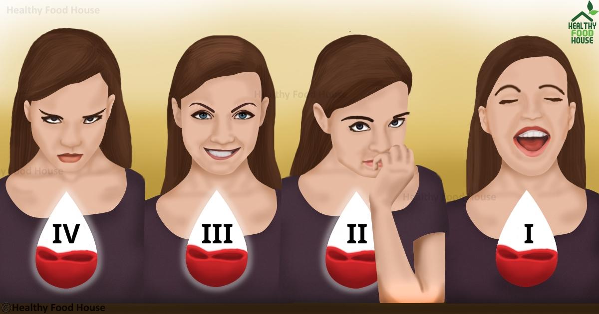 7 фактов о своей группе кров…