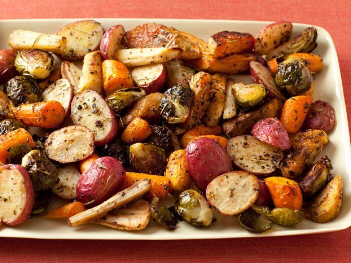 8 секретов улучшения вкуса запеченных овощей готовим дома,кулинария