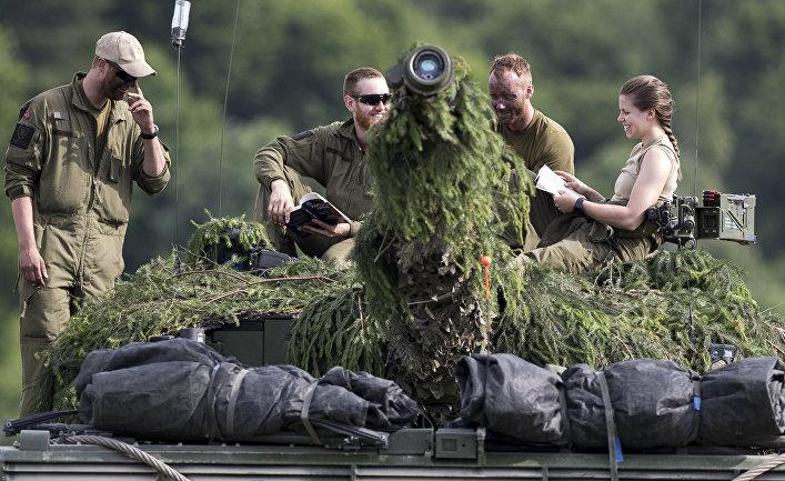 Тысячи НАТО-х солдат у грани…
