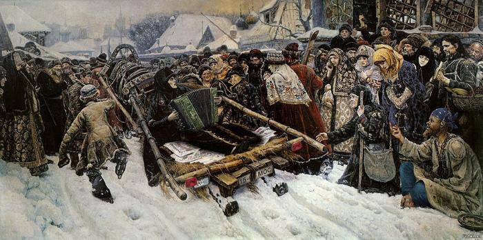 Боярыня Морозова для старообрядцев — мученица веры, одна из важных исторических фигур.