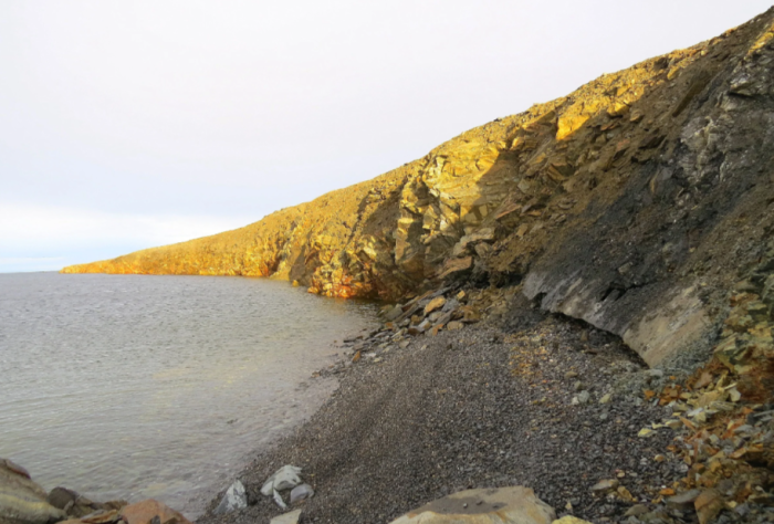 Затерянный арктический остров, о котором мало кому известно