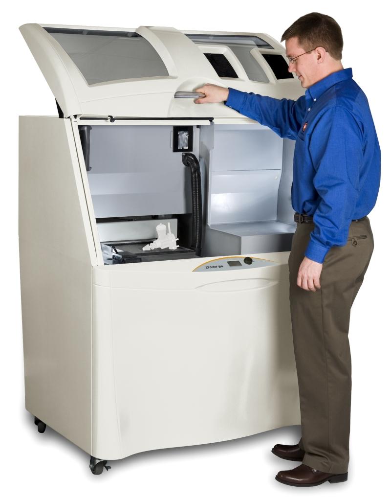 Вещи, которые может напечатать 3-D принтер