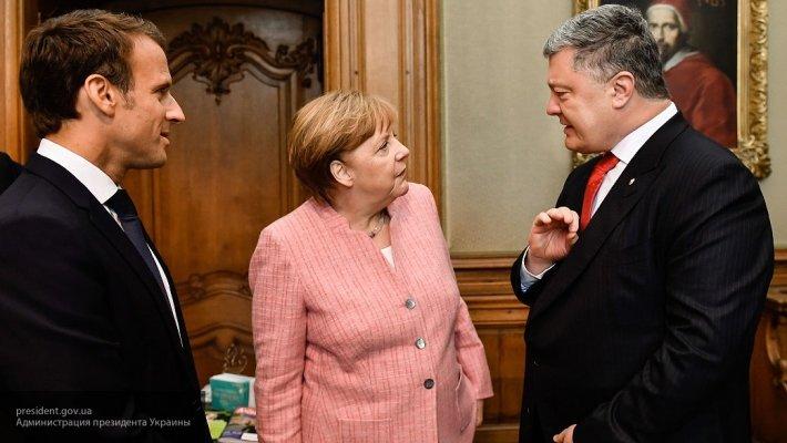 Заявление о мире в Донбассе обернулось для Петра Порошенко обвинением во лжи