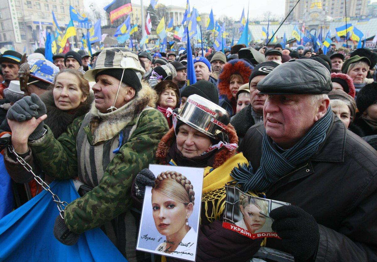 Посмотрел опросы жителей Украины, очень удивился