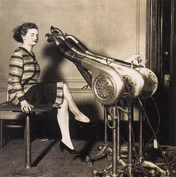 This is much more efficient than your hairdryer.
