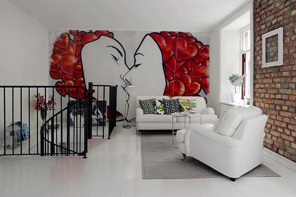 современные фрески фото 8 (600x399, 207Kb)