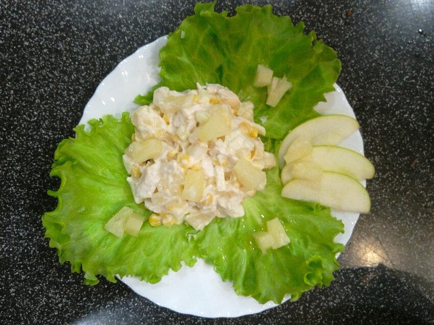 """Подборка самых быстрых и вкусных салатов """"за 10 минут"""". Вдруг пригодится? кулинария,рецепты,салаты"""
