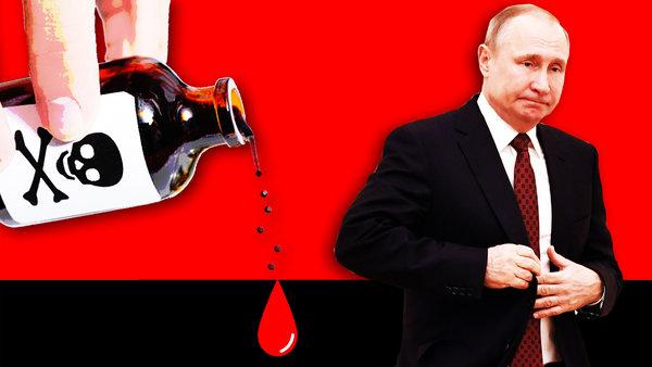 """Терерь в любом отравлении западные партнёры видят """"руку Кремля"""". Фото: thedailybeast.com"""