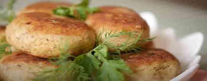 Котлеты из рыбных консервов: рецепт с рисом и картошкой котлеты,рыбные блюда
