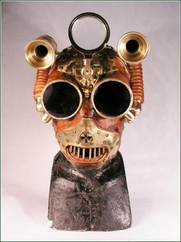 Садо-мазо в стиле Steampunk или уродцы из кожи, меди и прочего хлама
