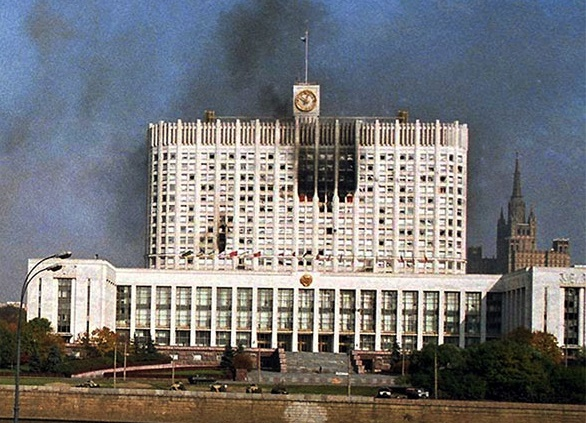 Кто стал бы главой России, если бы в 1993 году победили противники Ельцина