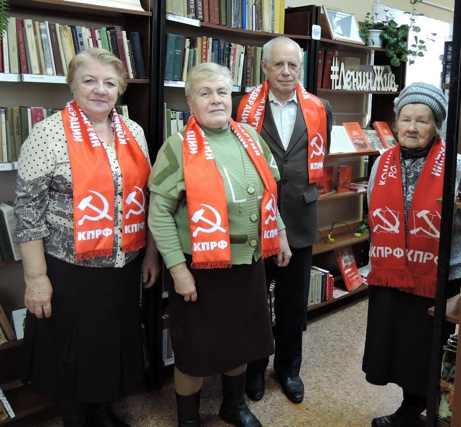 К 100-летию Октября