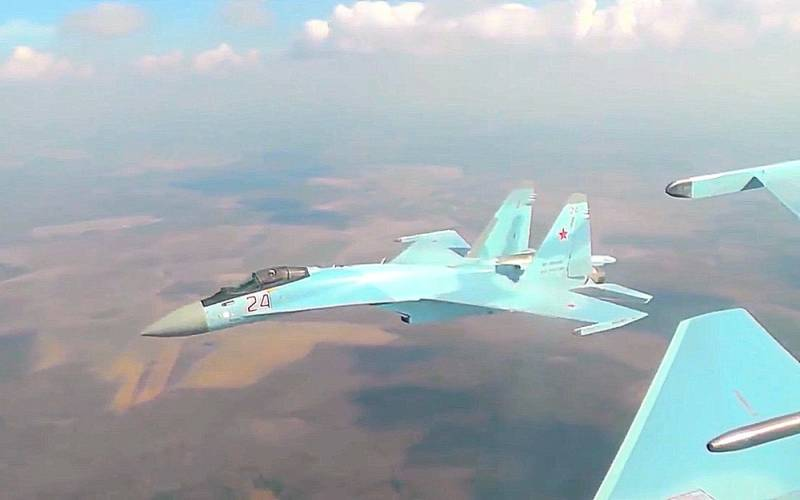 Источники: Упавший на учениях Су-30 был случайно сбит истребителем Су-35 Новости