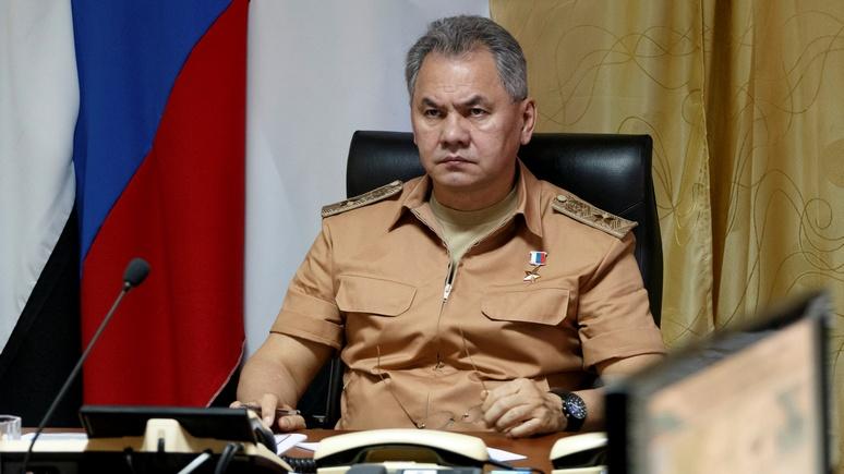 Шойгу призвал США объяснить, что их войска делают у границ России