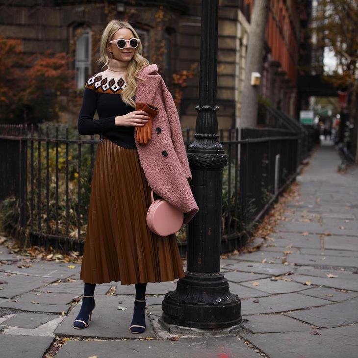 модные юбки 2019 фото 2