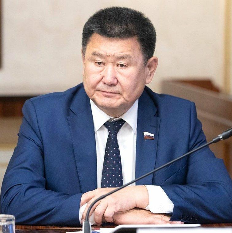Сенатор Вячеслав Мархаев призвал ввести режим ЧС на территории России. Политика