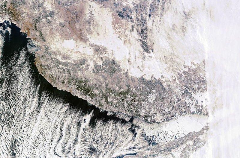 10. Российский Дальний Восток: побережье Японского моря и Сихотэ-Алинь. земля, космос, пейзаж, планета, природа, россия, фотосъемка