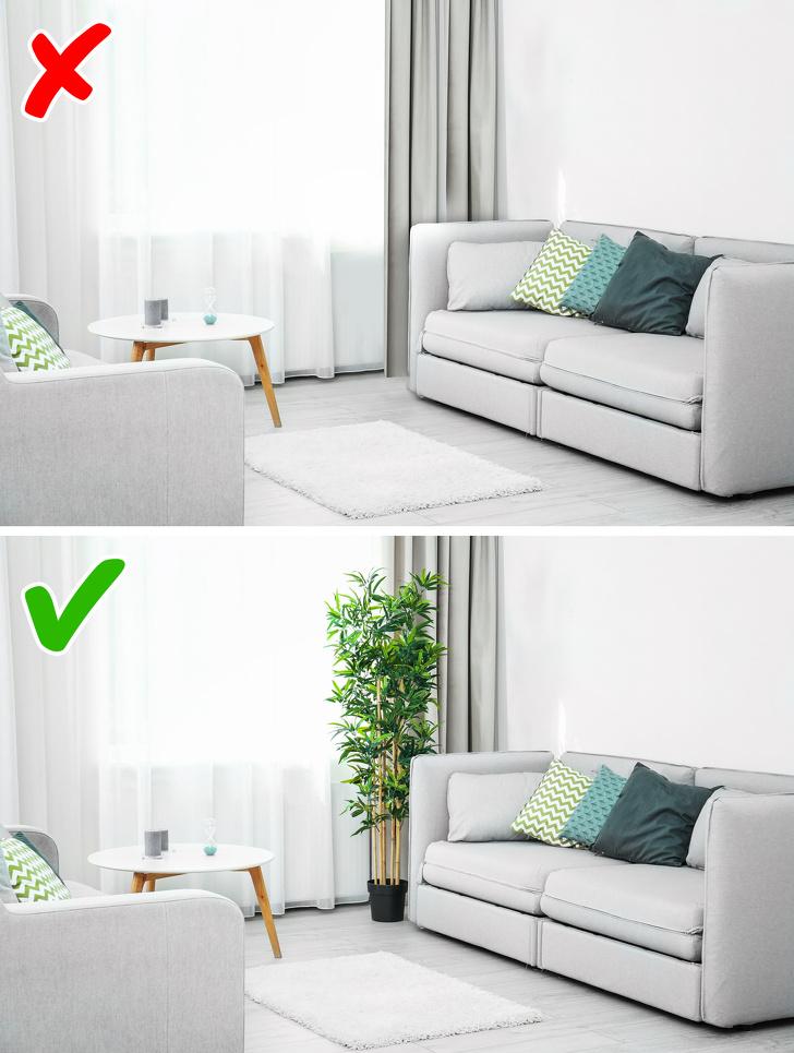 10 дизайнерских идей, которые любую квартиру превратят в уютное гнездышко