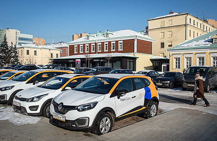 Свершилось: «Яндекс» вышел на рынок каршеринга