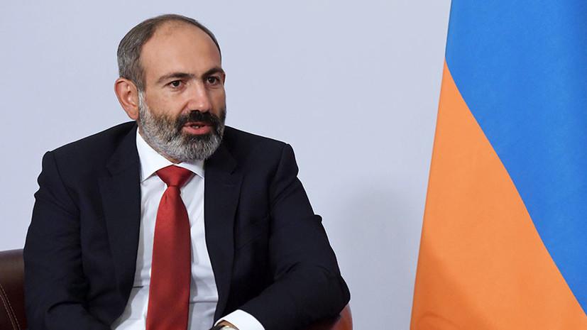 «Хорошие и прямые отношения»: Никол Пашинян о партнёрстве с Россией, переговорах с Владимиром Путиным и реформах в Армении