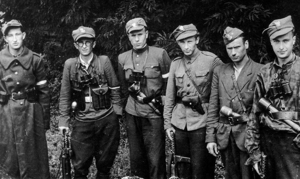 Армия Крайова против Красной Армии