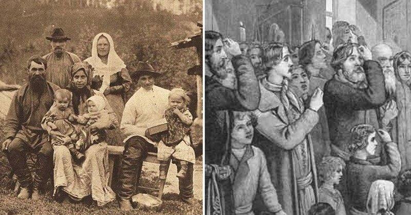 Почему на Руси брали унизительные и смешные фамилии