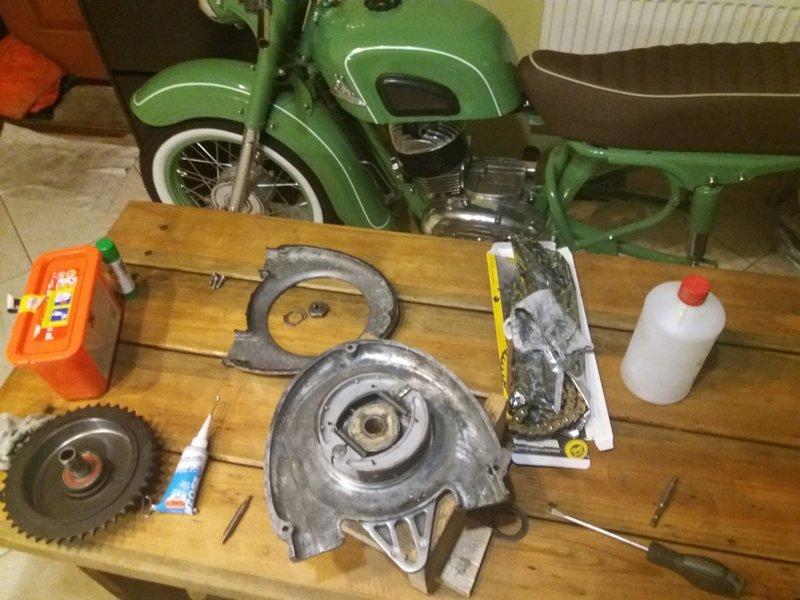 Реставрация мотоцикла К-175 Ковровец история, мотоцикл, факты