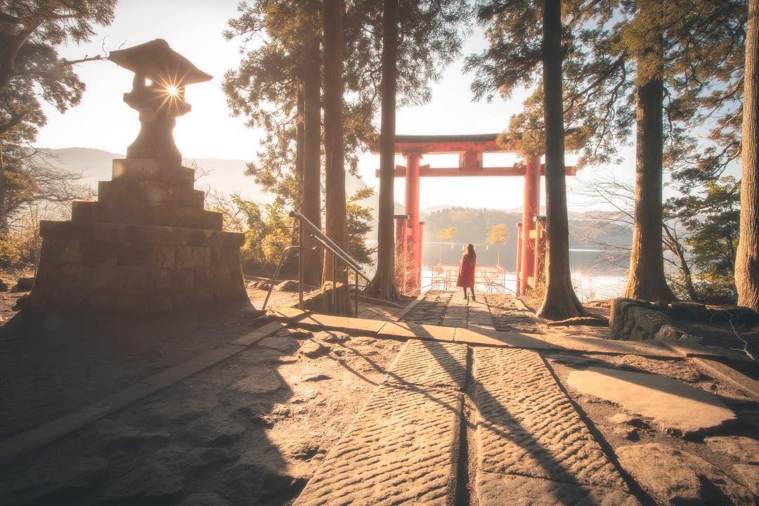 Такахиро Хосое запечатлел красоту Японии