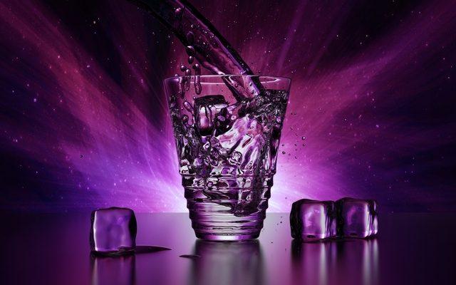 Заряжаем воду энергией богатства