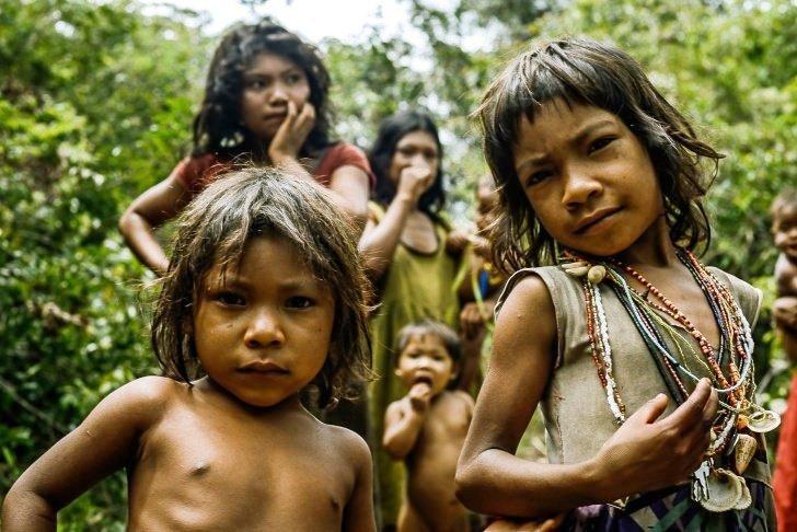 Народ пирахан: самые счастливые люди, которые живут настоящим и не думают о будущем