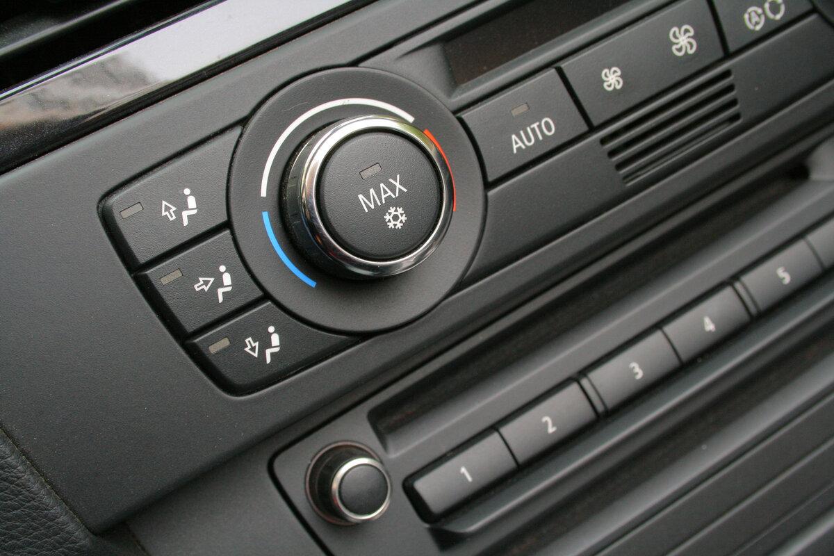 Как кондиционер отбирает мощность у двигателя