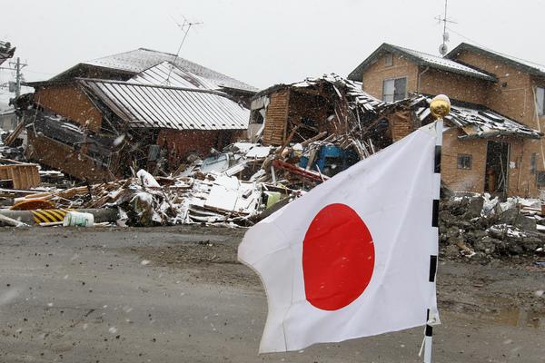 Землетрясение в Японии унесл…
