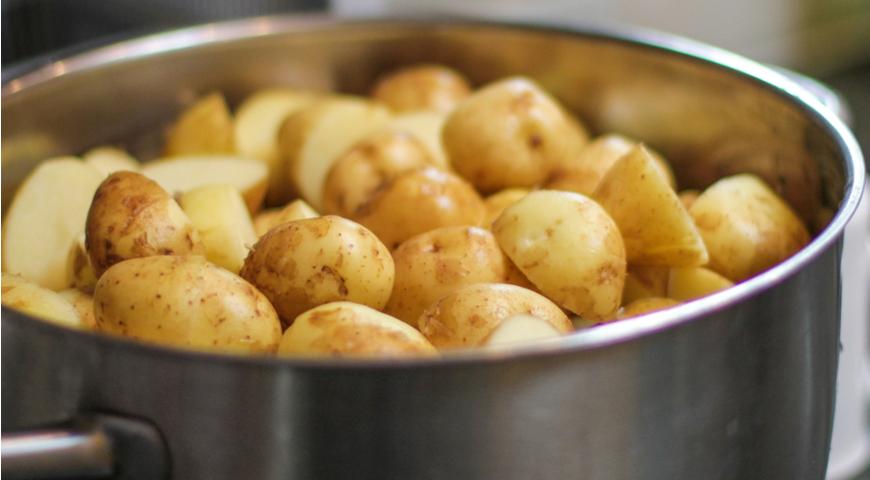 Как и сколько варить картошку
