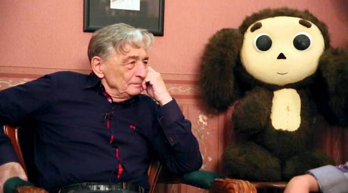 Эдуард Успенский: «Не знаю, почему у Чебурашки такие уши»