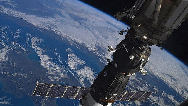 Над Москвой можно будет увидеть пролет МКС