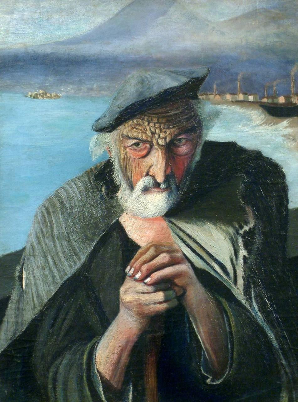 Столетняя загадка картины: «Старый рыбак»
