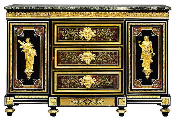 Андре-Шарль Буль: мебельщик Людовика XIV
