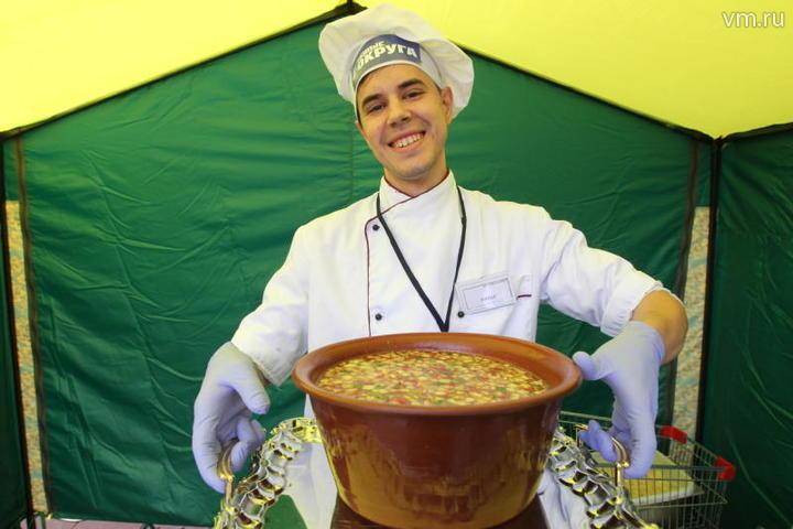 Как приготовить суп, чтобы е…