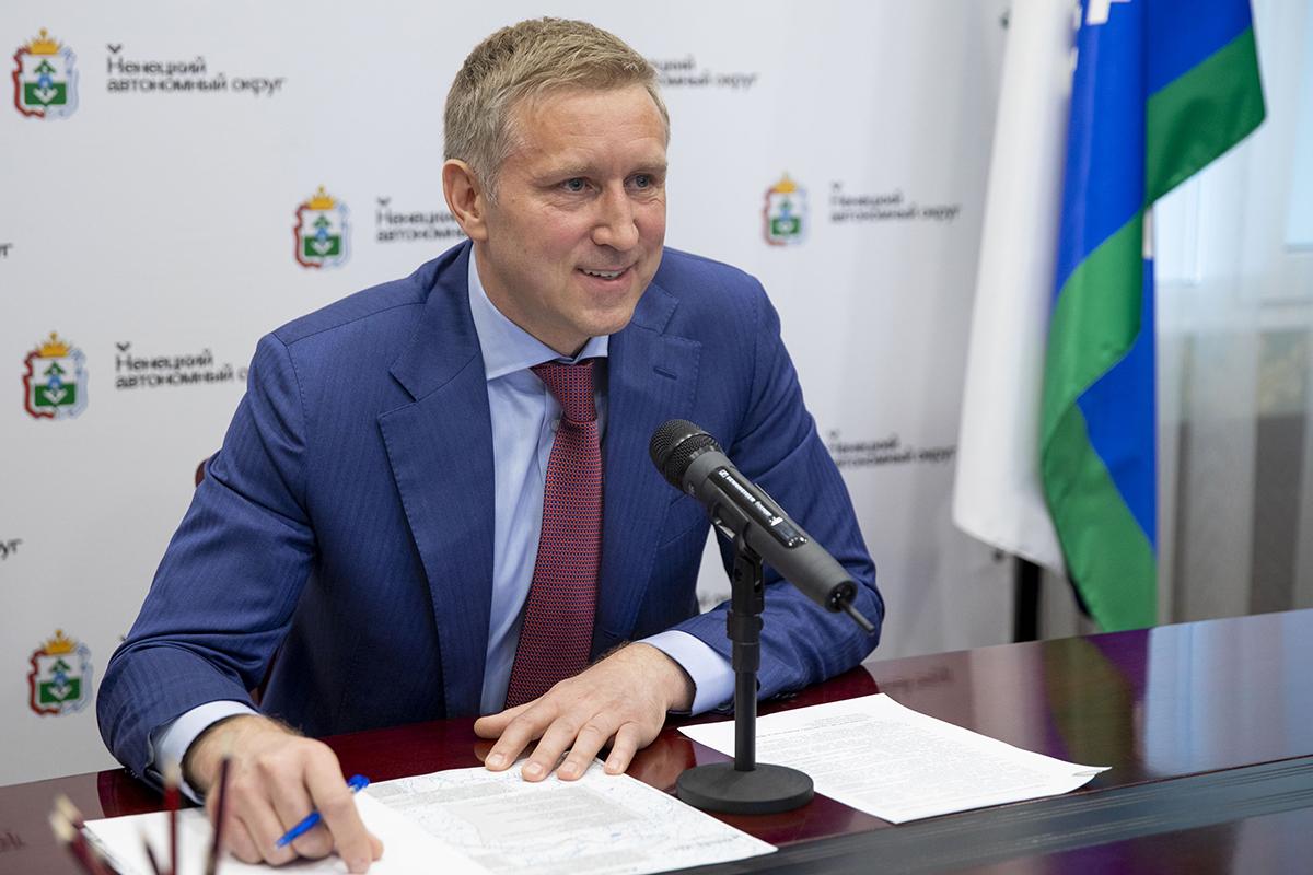 Депутаты Ненецкого округа избрали губернатора