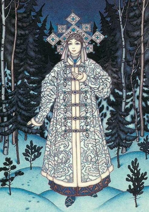 Картина Бориса Зворыкина.